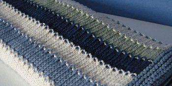Şiş Bebek Battaniyesi Örgü Modelleri 75