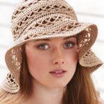 2016 Yaz Plaj Şapkası