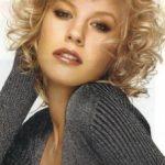 Permalı Kısa Saç Modelleri