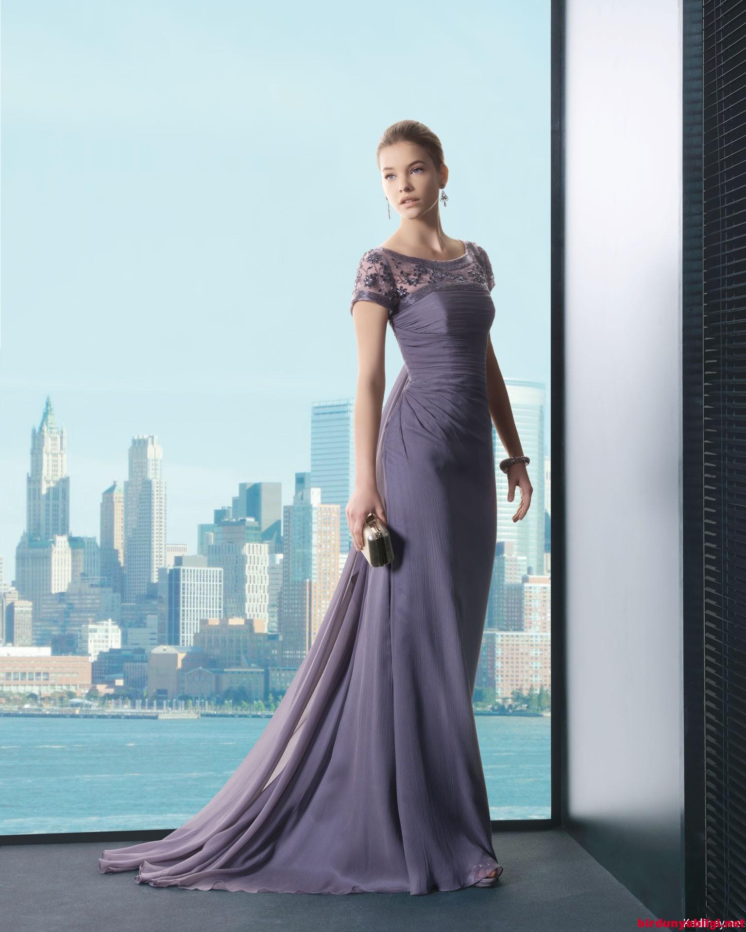 d6068102581e4 Düğün için Abiye Elbise Modelleri | Örgü Delisiyim