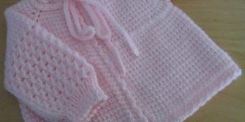 Tunus işi bebek battaniyesi modelleri
