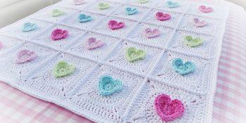 örgü bebek battaniyesi modelleri
