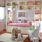 Kız Çocuk Odası Dekorasyon Modeli