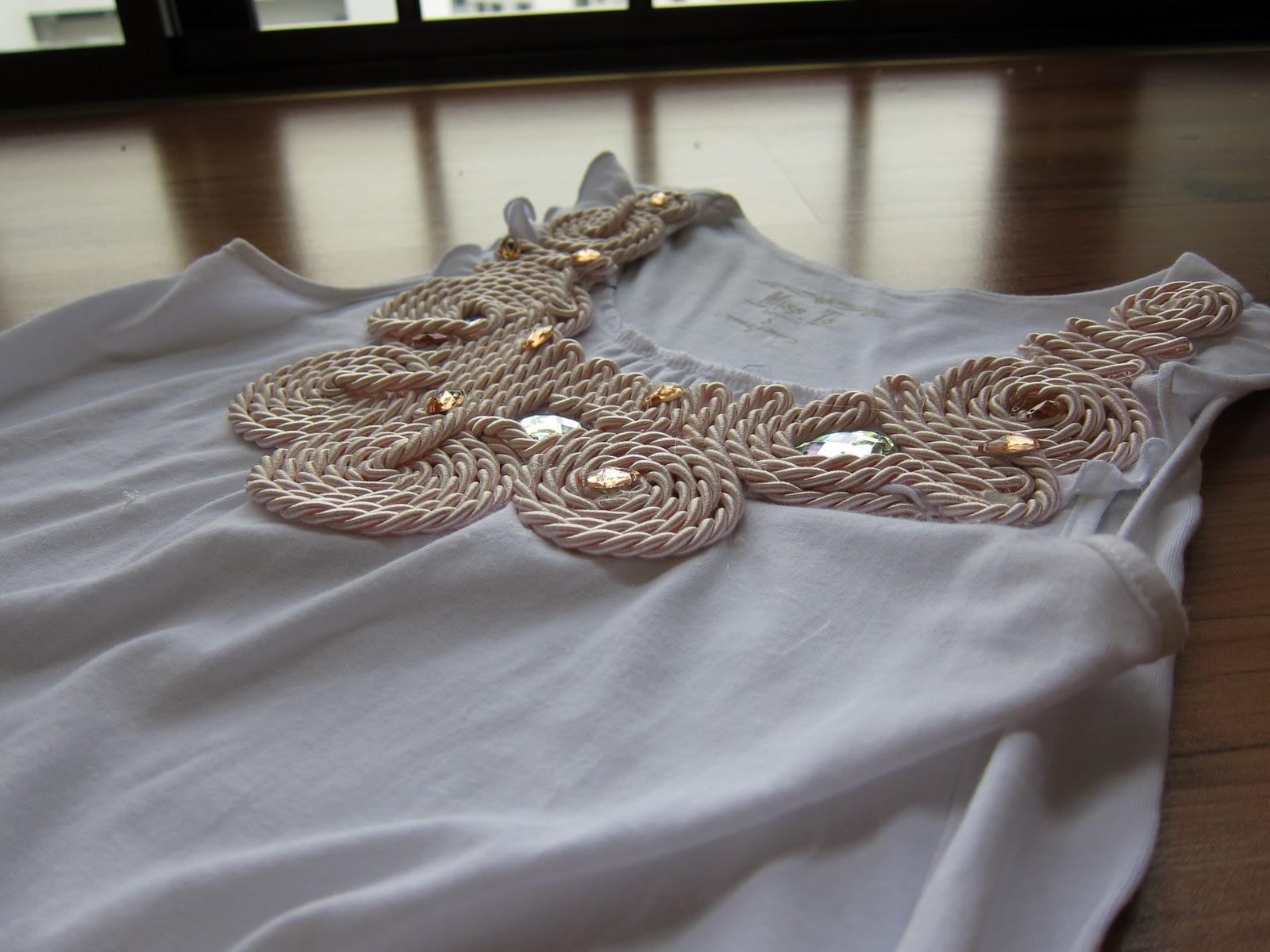 kıyafet süsleme 1