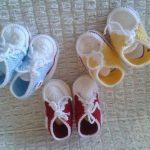 Tunus işi converse bebek patikleri